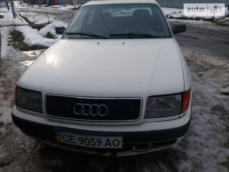 Audi 100 1992 года в Черновцах