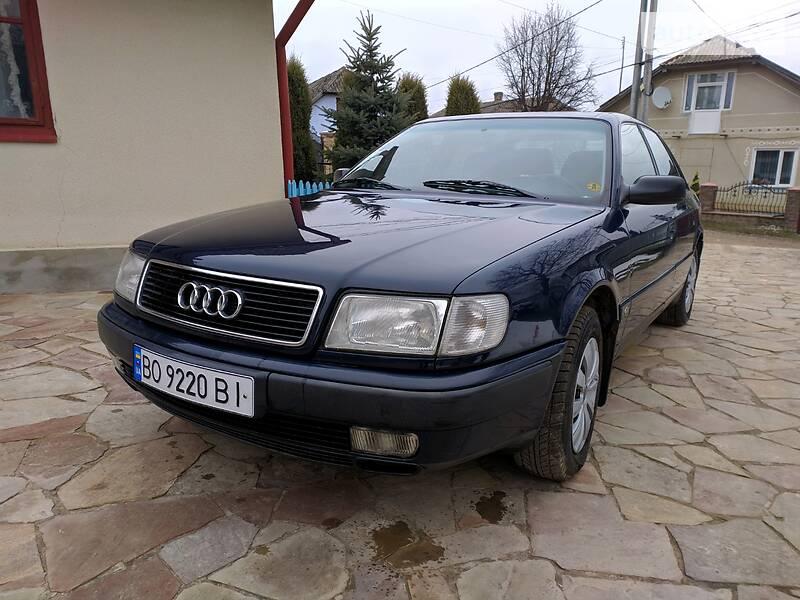 Audi 100 1992 в Бучаче