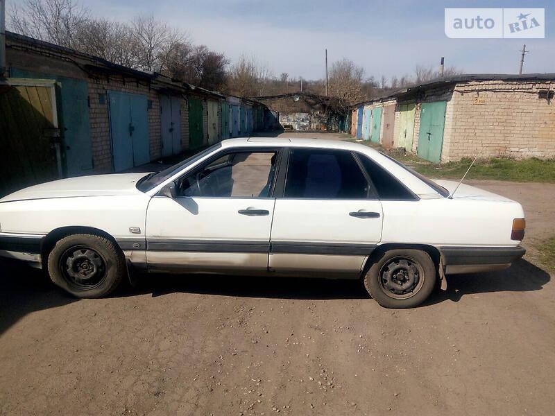 Audi 100 1987 в Дніпрі