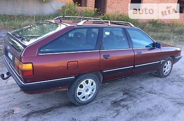 Audi 100 1990 в Бережанах