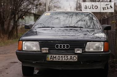 Седан Audi 100 1988 в Житомире