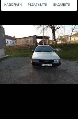 Audi 100 1986 в Бережанах