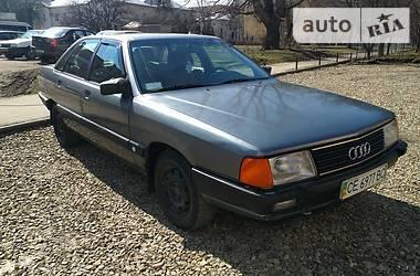 Седан Audi 100 1990 в Черновцах