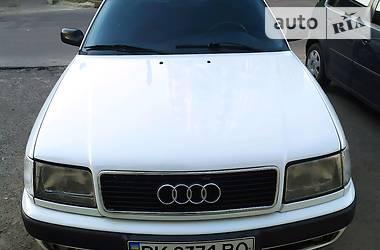 Седан Audi 100 1992 в Львове