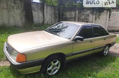 Седан Audi 100 1986 в Запорожье