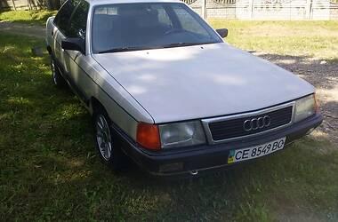 Седан Audi 100 1989 в Черновцах