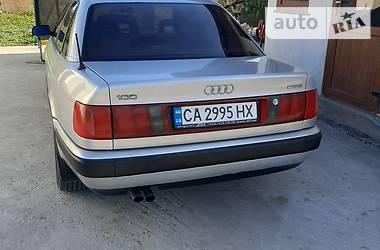 Седан Audi 100 1991 в Монастырище