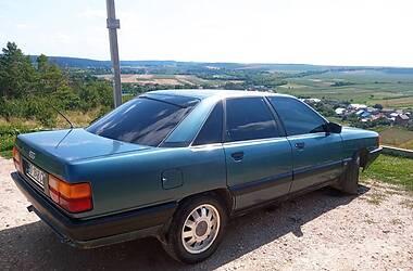Седан Audi 100 1990 в Теребовле