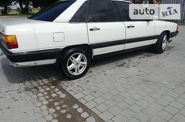 Седан Audi 100 1984 в Львове
