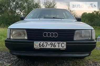 Универсал Audi 100 1984 в Бориславе