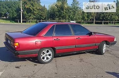 Седан Audi 100 1983 в Ровно