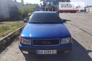 Седан Audi 100 1991 в Светловодске