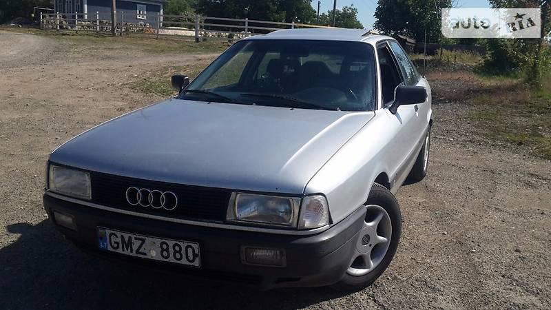 Audi 80 1990 года в Сумах
