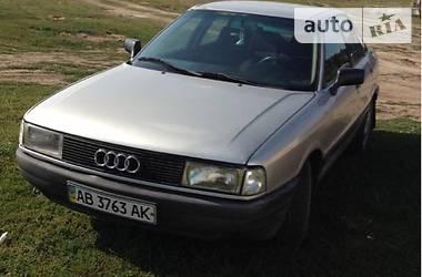 Audi 80 1989 в Бершади