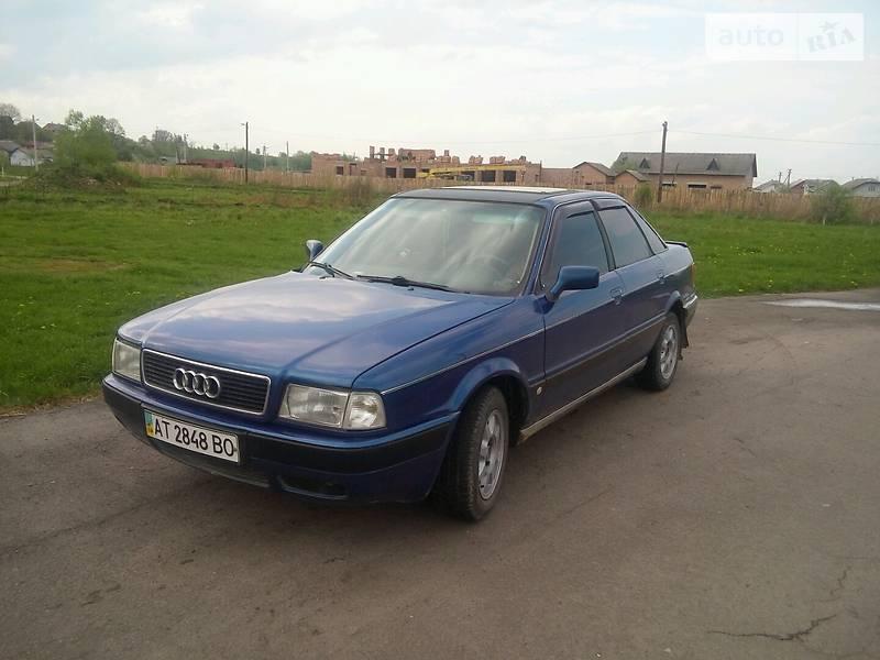 Audi 80 1988 в Долине