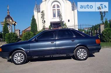 Audi 80 1990 в Кременце