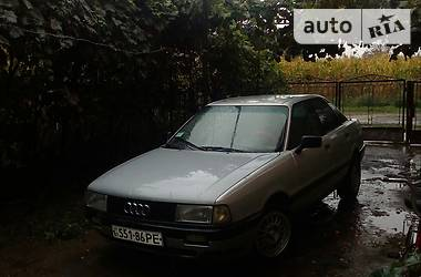 Audi 80 1986 в Ужгороде