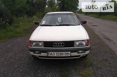 Audi 80 1989 в Ужгороде