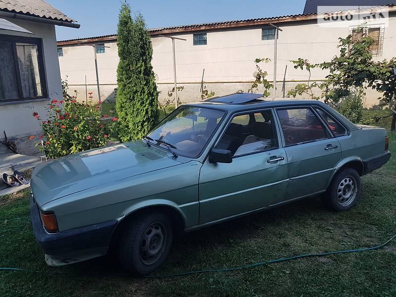 Audi 80 1986 года в Ужгороде