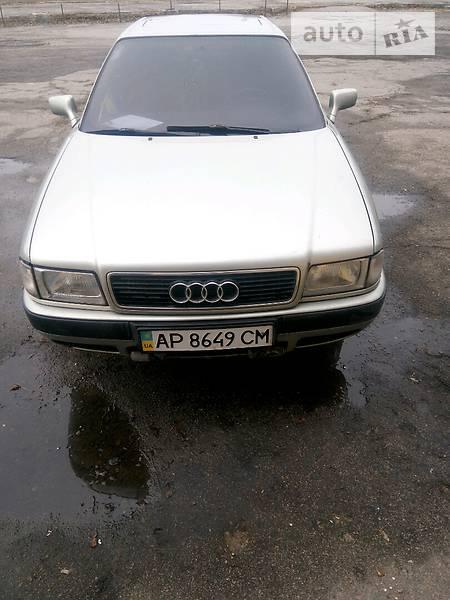 Audi 80 1992 года в Запорожье