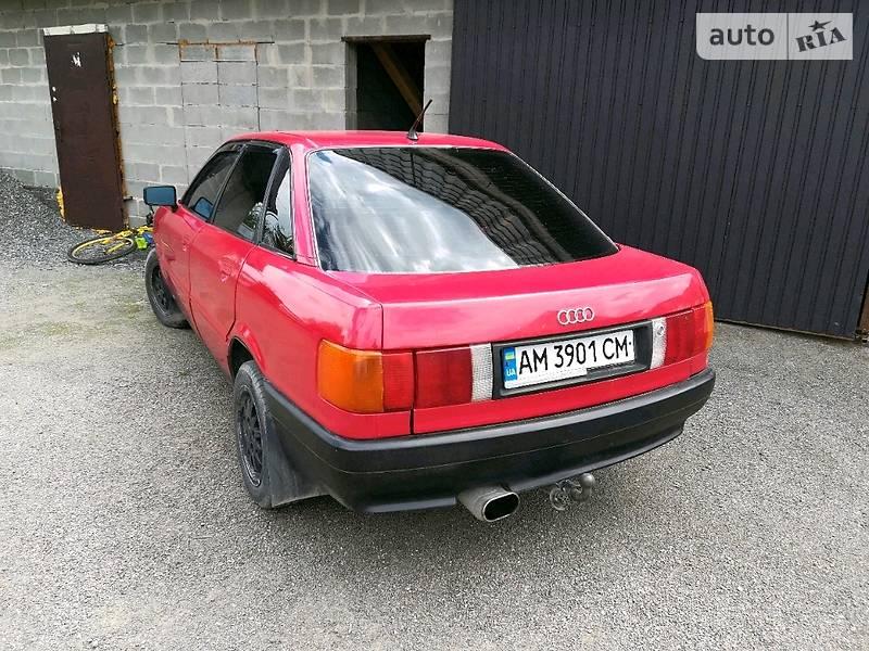 Audi 80 1991 року в Житомирі