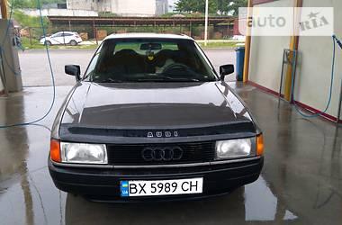 Седан Audi 80 1988 в