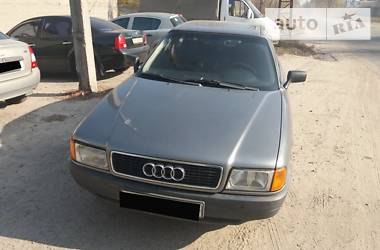 Audi 80 1988 в Харькове