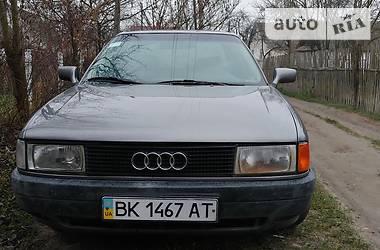 Audi 80 1987 в Костополе
