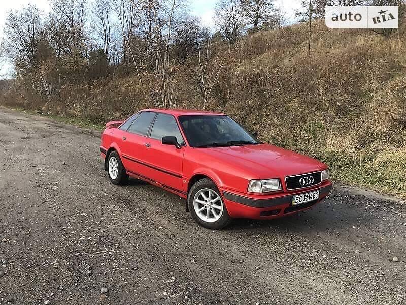 Audi 80 1993 в Бродах