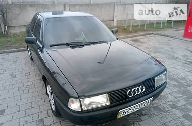 Audi 80 1990 в Стрые