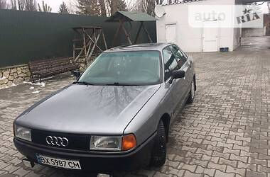Audi 80 1988 в Волочиске