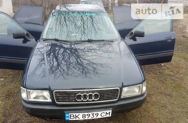 Audi 80 1991 в Кременце