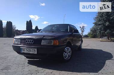 Audi 80 1989 в Дубно