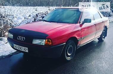 Audi 80 1987 в Мукачево