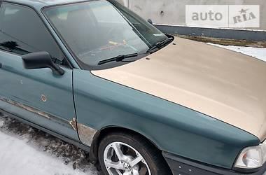 Седан Audi 80 1989 в Глухове