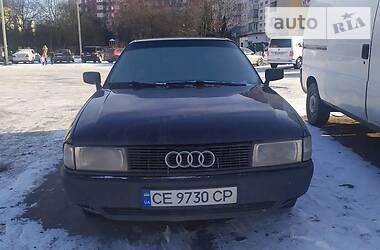 Audi 80 1988 в Чернівцях