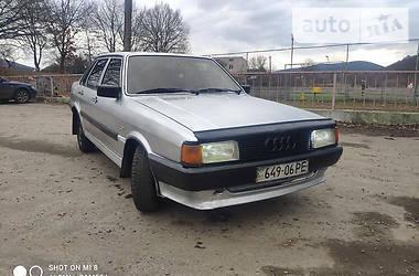 Седан Audi 80 1986 в Великом Березном