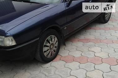 Седан Audi 80 1988 в Гусятине