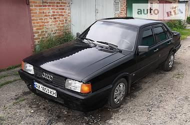 Седан Audi 80 1985 в Харькове