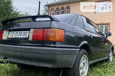 Хэтчбек Audi 80 1990 в Вижнице