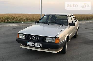 Седан Audi 80 1986 в Сумах