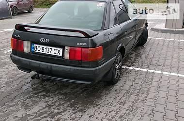 Седан Audi 80 1990 в Монастыриске