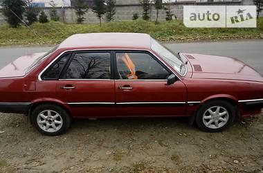 Audi 90 1985 в Львове