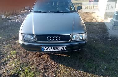 Audi 90 1988 в Тлумаче