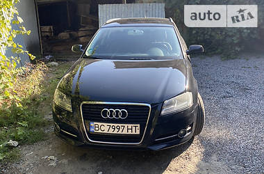 Audi A3 Sportback 2012 в Львові