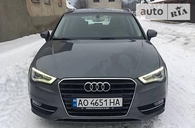 Audi A3 Sportback 2013 в Ужгороді