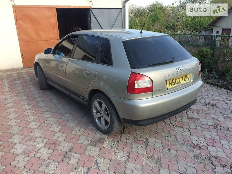Audi A3 2003 в Тернополе
