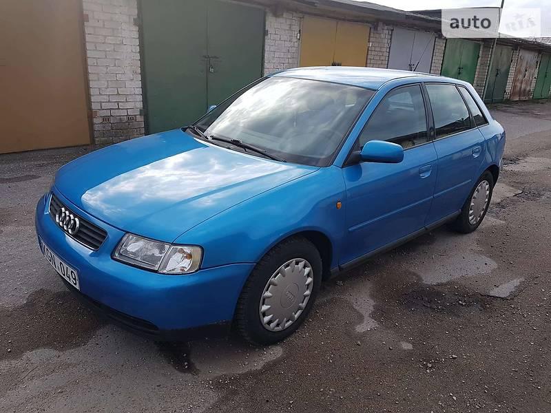 Audi A3 1998 в Черновцах