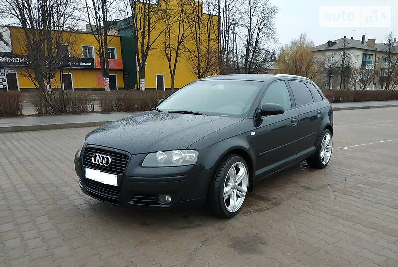 Audi A3 2005 року в Житомирі