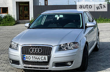 Audi A3 2008 в Хусте